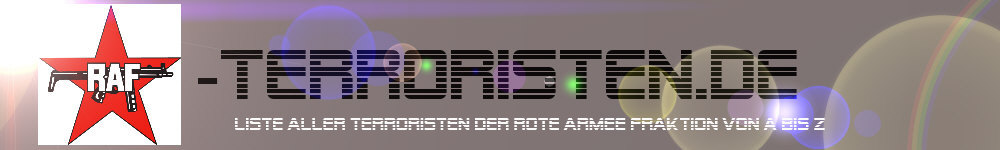 Logo Biografie RAF Terroristen